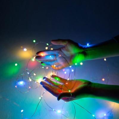 LED 와이어 라인조명 3종 (10M)