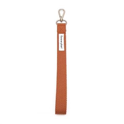 포에브리바리] 리드줄 핸들 (카멜) - leash handle (camel)