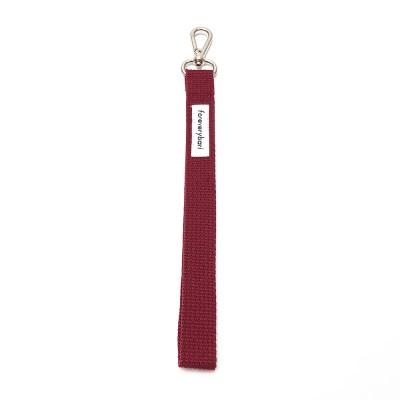 [포에브리바리] 리드줄 핸들 (버건디) - leash handle (burgundy)