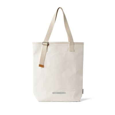 PARK PACK EASY TOTE 272 CANVAS OFF WHITE_(638653)