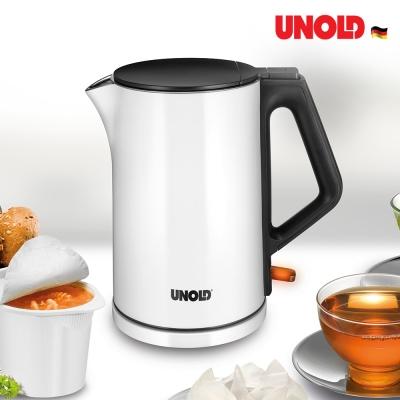 우놀드 1.4L 무선 2중단열 전기포트 커피포트 NUK18520