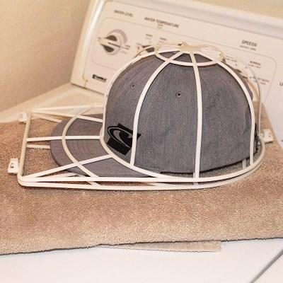 야구 모자 세탁틀 ( 흰색 스냅백 세탁 )_(1223039)
