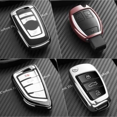 DUX DUCIS 벤츠 아우디 BMW 메탈실리콘 키케이스