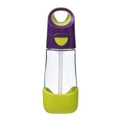 [비박스] 원터치빨대컵-네온퍼플