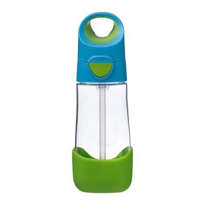 [비박스] 원터치빨대컵-아쿠아그린