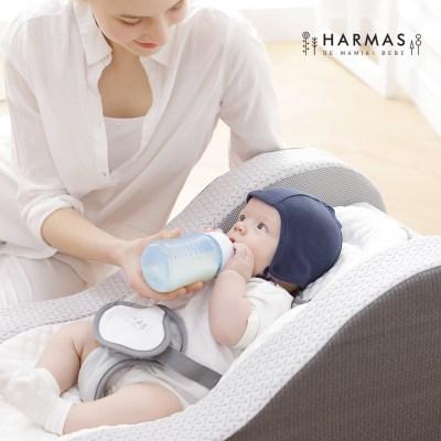 [알마드마미아이베베] 컴포트핏 역류방지 아기 침대_(1428942)