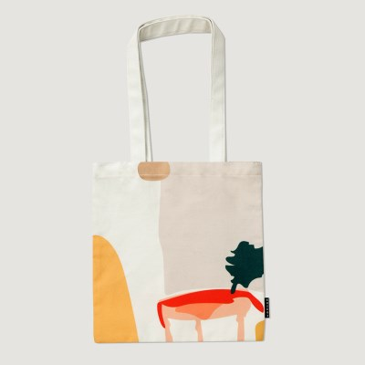 Daily scenery bag (Large)