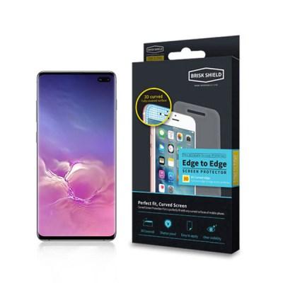브리스크쉴드 삼성 Galaxy S10 Plus 3D풀커버 액정보호_(973518)