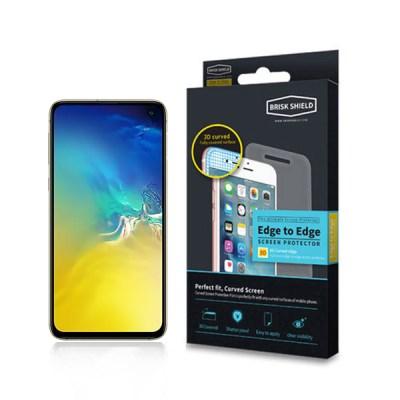 브리스크쉴드 삼성 Galaxy S10e 3D풀커버 액정보호필름_(973517)