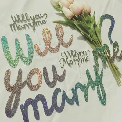 PP GARLAND (가랜드) - Will you marry me ?(프로포즈)