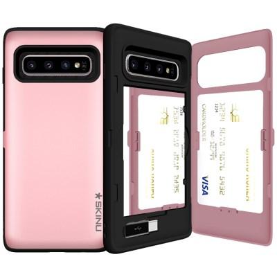 SKINU 유레카 카드수납케이스 - S10 5G/S10/S10+(C-typeUSB젠더포함)