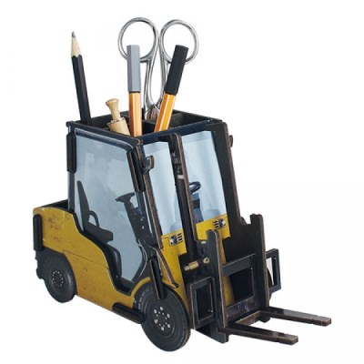 Pencil Box - Forklift 지게차