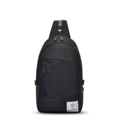 [비아모노] SPACE SLING BAG (BLACK)_(982993)