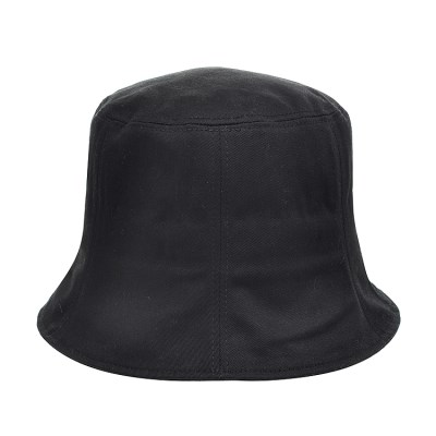 [플릭앤플록]GJU01.무지절개 여성 벙거지 모자 버킷햇