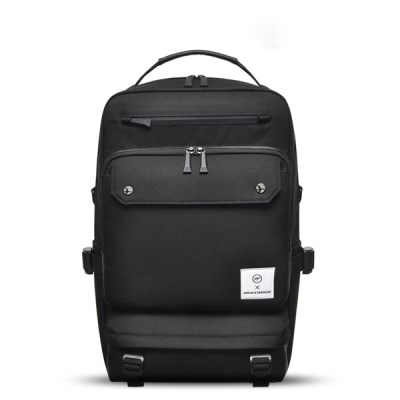 [비아모노] NEW-ROPE BIG BACKPACK (BLACK)_(984880)