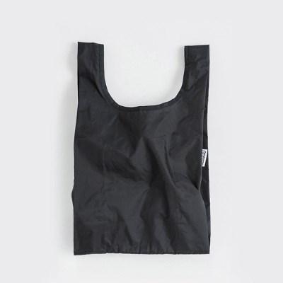 [바쿠백] 소형 베이비 에코백 장바구니 Black_(1564914)