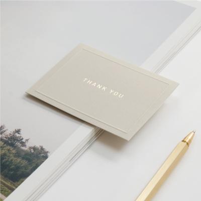 미니 메시지 폴딩 카드 6종