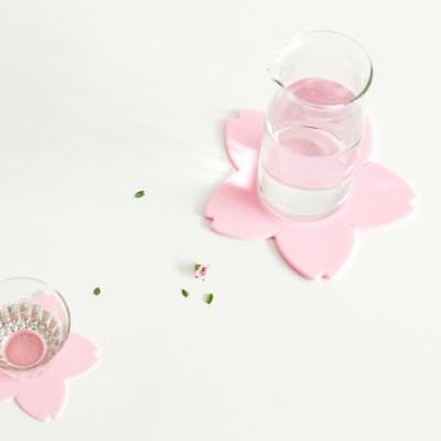 실리콘 냄비받침 - 07 벚꽃