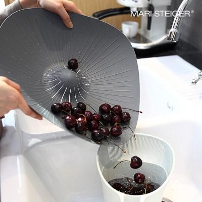 마리슈타이거 다용도 물빠짐트레이 과일 야채 채반트레이