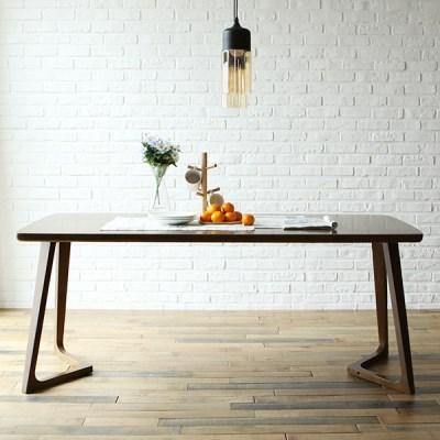 [채우리] 레이 1800 원목 테이블