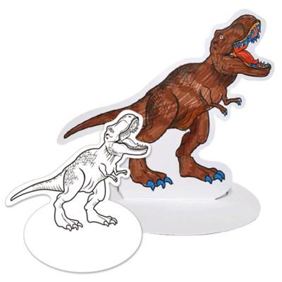 [아티바바] 공룡 입체 색칠보드/색칠 공부 칼라링북_(932653)