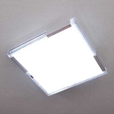 boaz 실버(LED) 방등 디자인 홈 인테리어 조명