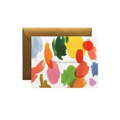 CARD-Palette Birthday