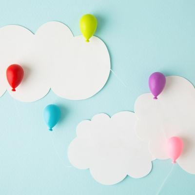 [퀄리] Balloon Magnet 풍선 마그넷