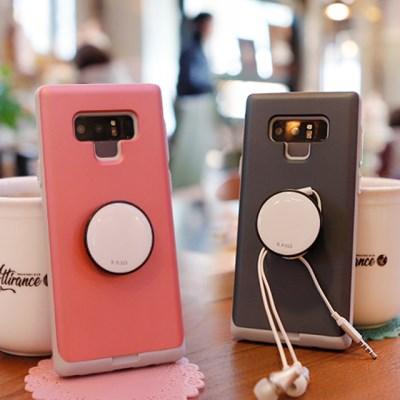 갤럭시노트9 (N960) Agarre 그립톡 카드 범퍼 케이스