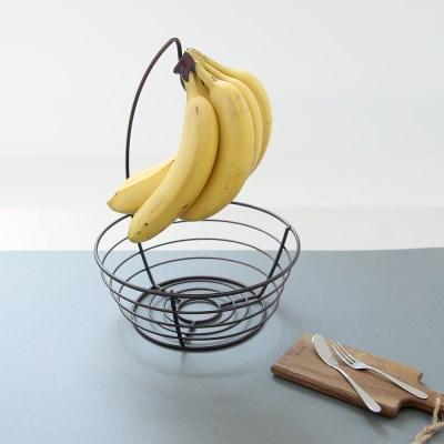 H.O.W 바나나걸이 과일바구니