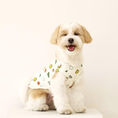 miffy & friends sleeveless t-shirt
