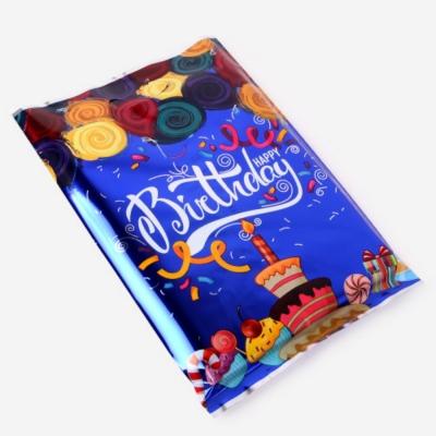 파티봉투 [대] 생일케이크(10개)