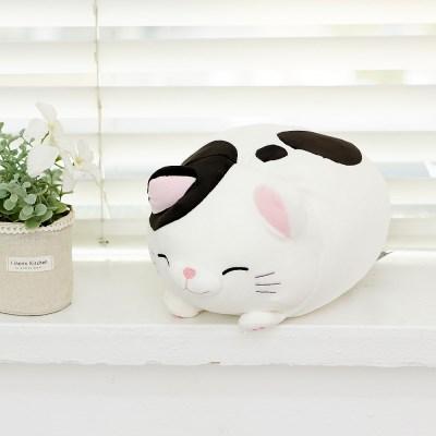 모찌모찌 만두 고양이 인형 젖소 25CM_(1164725)