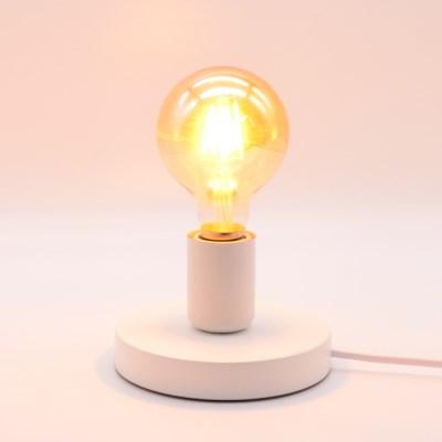 LED 에디슨 볼구형 G80 전구 4W_(1179497)