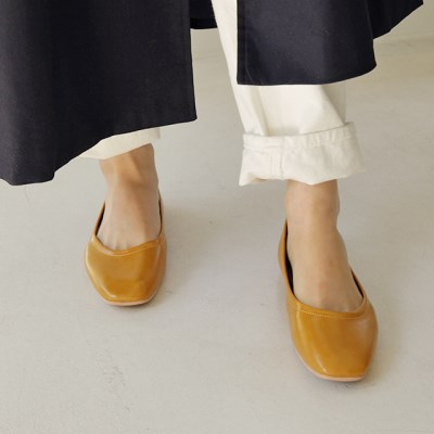 Well round flat shoes_Y  (size : 230,235,240,245,250_(1239968)