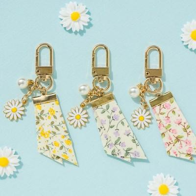 [혜화동소품샵] 빈티지 들꽃 키링
