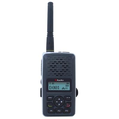연화엠텍 산업용 디지털 무전기 DX-400 엑스라디오DX400 슬림무전기