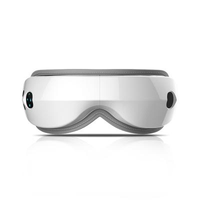 푸르조 휴대용 눈 마사지 안마기 SHME8788 공기지압 온열찜질