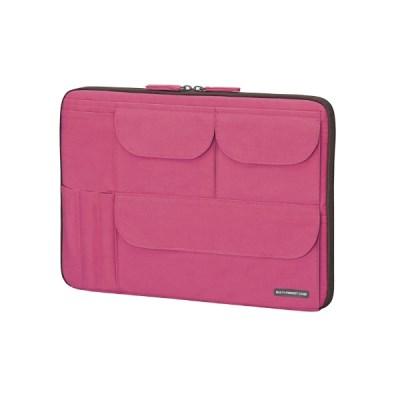 울트라북 멀티 포켓 파우치 핑크_(891744)