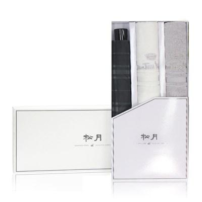 [송월] SW 3단 모던체크 1개 + CM 센치40 2장세트