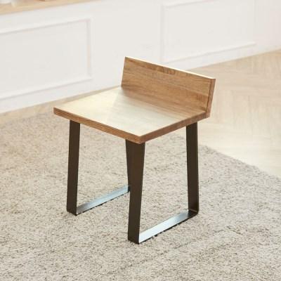 에쉬 원목테이블 의자(테이블별도)