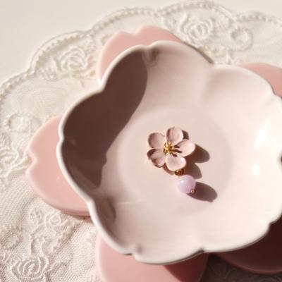 [우아한 공방] 벚꽃 브로치2