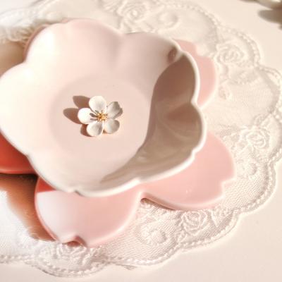 [우아한 공방] 벚꽃 브로치