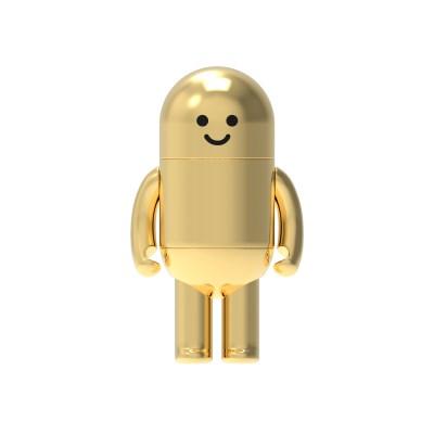 [빅더토이 메탈시리즈] 오리지널 골드, Original Gold 단품