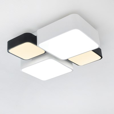 LED 모던 블록 방등 50W