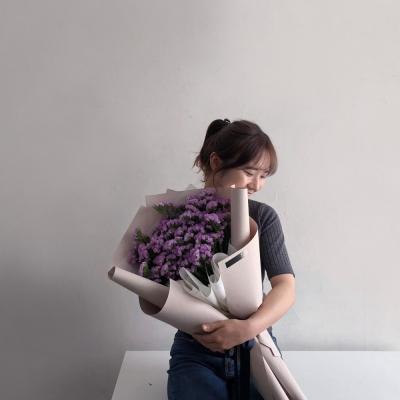 [생화/드라이플라워] 스타티스 대형꽃다발