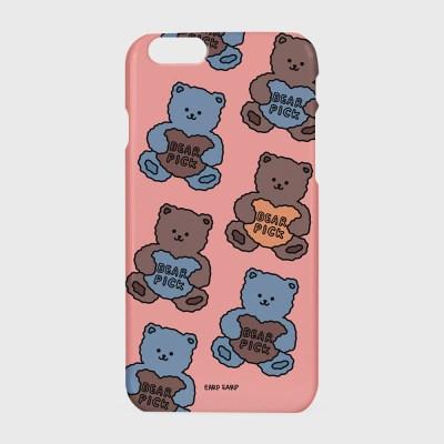 [하드/터프/슬라이드]Bear pick-pink