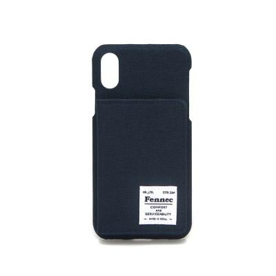 FENNEC C&S iPHONE X/XS POCKET CASE - NAVY