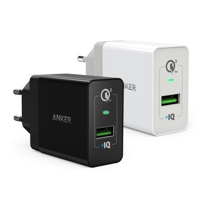 앤커 ANKER 파워포트+ 퀵차지 3.0 USB 충전기 (A2013)
