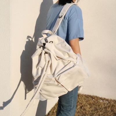 남녀공용 Rope big bag